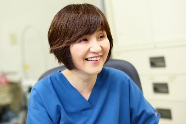 医学博士 奥田和子
